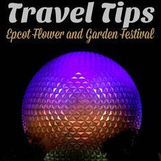 Travel Tips - Epcot Flower and Garden Festival #MyCardMatch @CreditCardsCom #ad ⋆ The Stuff of Success