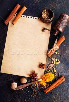 aroma spice stock photo (c) tycoon (#8722204) | Stockfresh