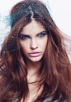 Hair Color UK Glamour Issue: March 2013Title: What's Sexy Now  Model: Barbara Palvin Styling: Alessandra Steinherr