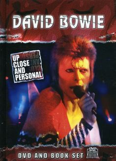 The Up Close and Personal series continues with this entry on the chameleon-like talents of pop star David Bowie.