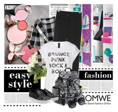 """""""ROMWE #1"""" by amelaa-16 ❤ liked on Polyvore featuring мода, Aéropostale и romwe"""