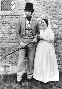 Timothy Dalton and Zelah Clarke ( Jane Eyre 1983) the BEST version of Jane Eyre.