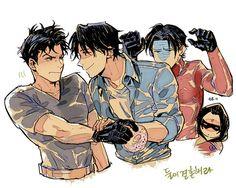 funpjinju:  Robins:)
