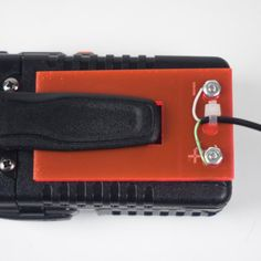 The recent trend to smaller and smaller handy talkie (HT) transceivers is approaching the limits of the human interface. Sure, engineers could probably continue shrinking the Baofeng and Wouxun HTs… Arduino, Radios, Battery Hacks, Qrp, Two Way Radio, Lead Acid Battery, Ham Radio, Airsoft, Charger
