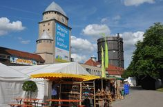 Grenzenlos Festival im Gaskessel Augsburg