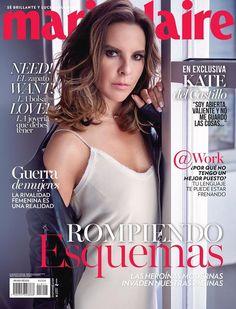 Kate del Castillo - Marie Claire Magazine Cover [Mexico] (November 2016)