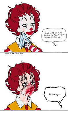 """""""100% convinced that @Wendys is a smug anime girl (Inspired by @TheGingerarchy's tweet)"""""""