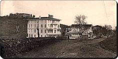 Heybeliada, Halki palas - 1930 lar