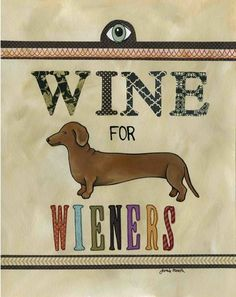I Wine For Wieners