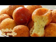 A bolinha de queijo mais fácil de fazer | Catraca Livre