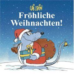 Fröhliche Weihnachten - Maus von Uli Stein, http://www.amazon.de/