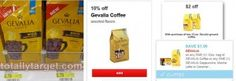 Triple coupon stack for Gevalia Coffee at Target! - http://printgreatcoupons.com/2013/12/03/triple-coupon-stack-for-gevalia-coffee-at-target/