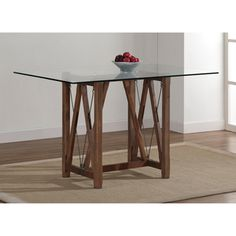 @Overstock - Add a stylish touch to your dining room with this grey oak-finished table from Cable. A tempered glass top completes this durable and versatile table.   http://www.overstock.com/Home-Garden/Cable-Grey-Oak-Finished-Dining-Table/7516743/product.html?CID=214117 $299.99