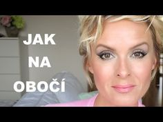Jak upravit obočí - několik metod - YouTube Facial, Hair Makeup, Youtube, Hair Beauty, Make Up, Victoria, Blog, La Mode, Makeup