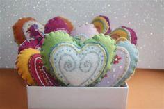 Image result for Handmade Felt Ornaments