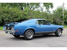 1970 Ford Mustang Mach 1 | ClassicCars.com