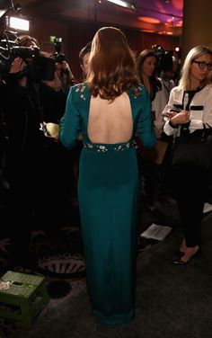 Amy Adams Photos: Arrivals at the 16th Costume Designers Guild Awards