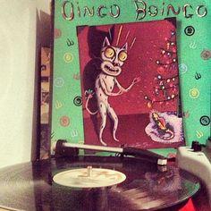 Antes de Danny Elfman y los simpsons era OINGO BOINGO / NOTHING TO FEAR 1982 #vinyl