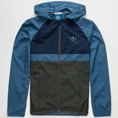ADIDAS ADV Mens Windbreaker 249588249 | Jackets