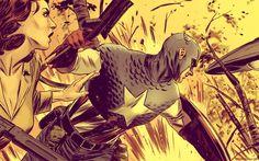 Blog do Desafio Criativo: Impressionantes Ilustrações de Quadrinhos