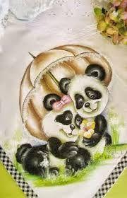 riscos de urso panda - Pesquisa Google