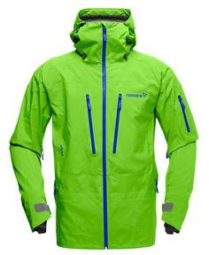 @Norrøna LOFOTEN Gore-Tex Pro Jacket Fabric GORE-TEX® Pro Weight 622 gr.