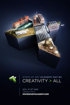 Academy day 4 - Adv #AD4 by Riccardo Desiderò, via Behance