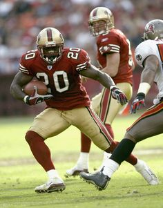 #20 Garrison Hearst, RB - San Francisco 49'ers and another Georgia boy