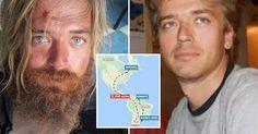 Vượt 2 châu lục bằng đôi chân trần người đàn ông Canada được tìm thấy cách nhà 10.500 km sau 5 năm