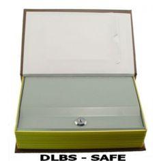 Buy Deluxe Locking Book Safe - Hidden Safe