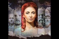 ΞΑΝΘΙΠΠΗ: η Ματθίλδη Μαγγίρα γυναίκα του Σωκράτη...
