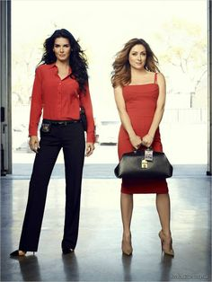Rizzoli and Isles is one of my favorite TV show!