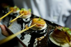 #ALPHAinTO @Airship37-berkeley catering Catering, Desserts, Food, Meal, Catering Business, Deserts, Essen, Hoods, Dessert