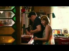 """""""Life has a gap in it.  It just does.""""  - Take this Waltz.  Good movie."""