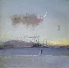 Fred Cuming Teignmouth, Crescent Moon