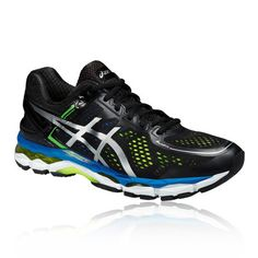 the best attitude 8a740 494a1 ASICS Gel-Kayano 22 Running Shoes - AW15 picture 1 Asics Men, Black Running