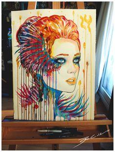 Skyfall by PixieCold.deviantart.com on @deviantART