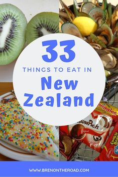 Heading to New Zealand? Try these foods! Things to do in New Zealand, New Zealan. Heading t New Zealand Food Guide, New Zealand Travel Guide, Visit Australia, Australia Travel, Amazing Destinations, Travel Destinations, Stuff To Do, Things To Do, Budget Travel