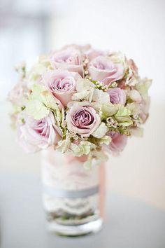 Pink Bouquet wedding