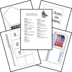 Free Colonial Revolutionary War Lapbook - Homeschool Share