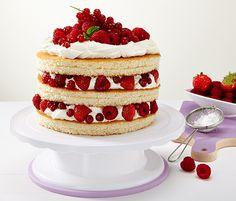 Otočný dortový podnos