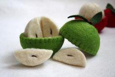 Green Apple Wedge