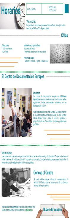 Guía de centro Informativo CD Europea parte interior (2007)