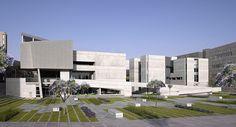 Deichmann Center for Social Interaction & Spitzer-Salant School of Social Work - Vert Architects Beer Sheva, Israel