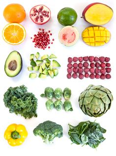 The Most Nutritious Fruits And Vegetables - Bodybuilding.com