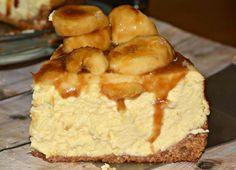 CheeseCake cu Banane