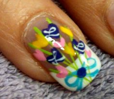 Lyndies love mom - Nail Art Gallery