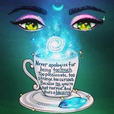 Pentacle, Spiritual Awakening, Spiritual Quotes, Healing Quotes, Tarot, Arte Alien, A Blessing, Note To Self, Weird