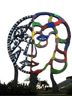 Niki de Saint Phalle - Coming Together