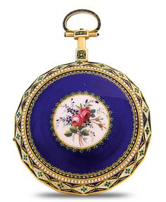 """POCKET WATCH  """"THE ROSES"""""""